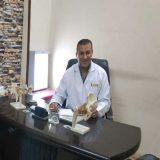 دكتور احمد هريدى اصابات ملاعب ومناظير مفاصل في الجيزة فيصل