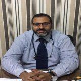 دكتور أحمد السعدى باطنة في القاهرة مدينة نصر