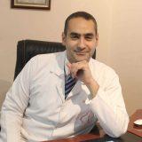 دكتور أحمد حسين سعد امراض نساء وتوليد في الجيزة المهندسين