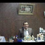 دكتور السيد عبدالوهاب غربية اصابات ملاعب ومناظير مفاصل في القاهرة المعادي