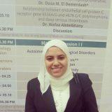 دكتورة دعاء محمد الدمرداش امراض دم في القاهرة المنيل