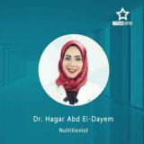دكتورة هاجر عبد الدايم تخسيس وتغذية في الجيزة الهرم