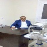 دكتور مينا نصري عيون في الجيزة الهرم
