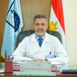 دكتور وائل نبيل عبد السلام أستاذ الجراحة العامة وجراحات المناظير